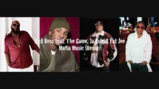 Rick Ross ft. The Game, Ja Rule & Fat Joe - Mafia Music (Remix) (2009)