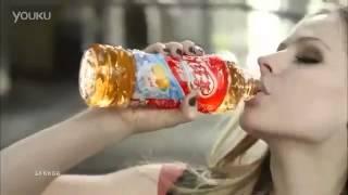 РЕКЛАМА стильная новая Айс Ти с Avril Lavigne Ice Tea