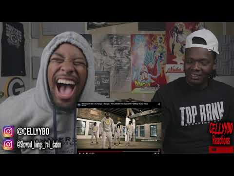 "Montana Of 300 x No Fatigue x $avage x Talley Of 300 ""FGE Cypher Pt.7"" - (REACTION)"