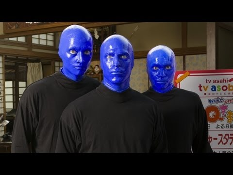 Creating Blue Man Group Chapter One Part A