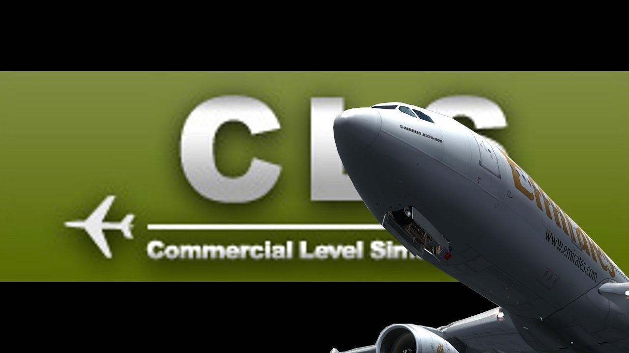 CLS A330-A340!