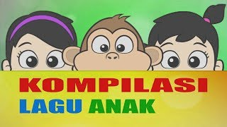 KOMPILASI LAGU ANAK BALITA TERPOPULER - BALONKU - LAGU ANAK INDONESIA 17 MENIT