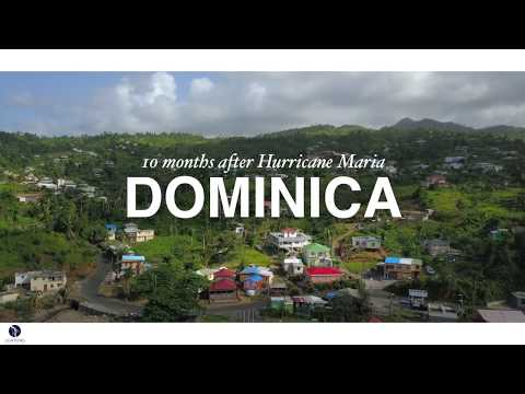 Sesame Solar Nanogrid Disaster Recovery Office - Dominica Donation