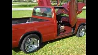 Chevy S10 Pick Tricked Out Sale Obo