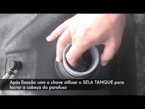Antifurto de Combustível para Caminhões SCANIA, VOLVO, VOLKSWAGEN, FORD, IVECO e MERCEDES BENZ