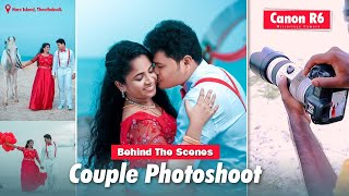 Outdoor Couple Photoshoot in T…