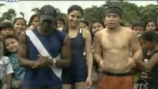 Combate Rts Ecuador - Jorge , Alina y Oswaldo en Yaguachi