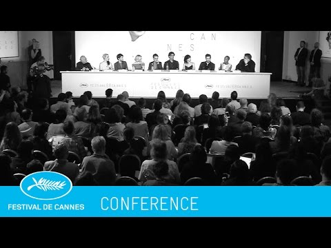 JURY -conference- (en) Cannes 2015