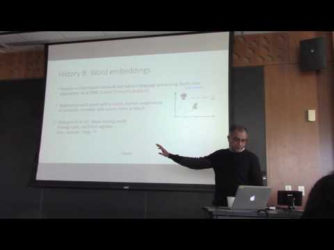 """Sanjeev Arora on """"A theoretical approach to semantic representations"""""""