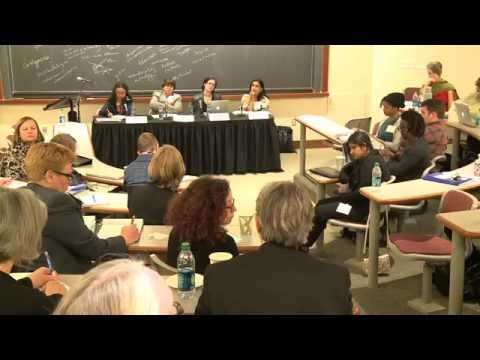 2014 Feminist Theory Workshop - Panel Discussion