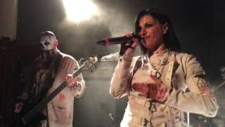 Lacuna Coil - Enjoy The Silence Live @ Tampere, Finland 24/5/2017