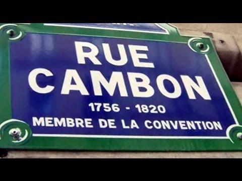 Rue Cambon Paris Arrondissement  1er