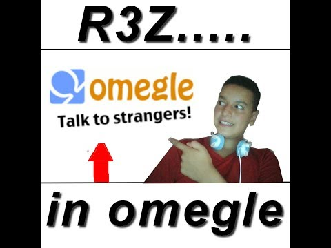 Chat At Omegle With Another People / Tunisien / Ep#1