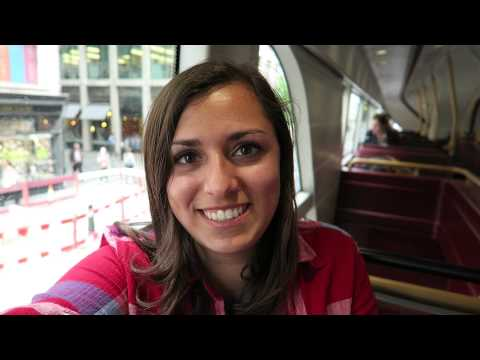 London Vlog: Imperial War Museum + Bus Ride!
