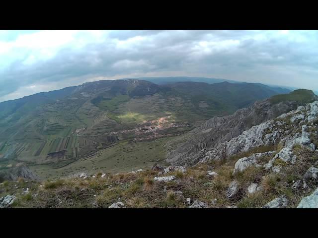 Rimetea & Coltesti, Alba (time lapse)