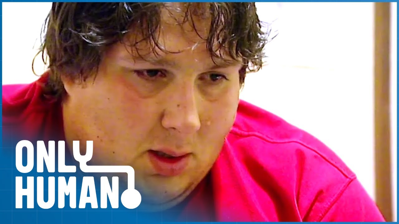 Can Marching 500 Miles Help Me Lose Weight? | Too Big To Walk S1 Ep1 | Only Human