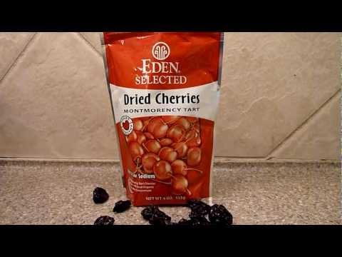 Montmorency Dried Tart Cherries - Antioxidant-fruits