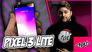 The THIRD Pixel 3 we tried to tell you about - the Pixel 3 LITE 🤔