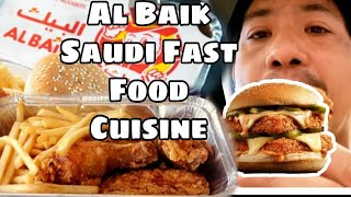 AL BAIK FAST FOOD CUISINE REVIEW with Pinoy Toits