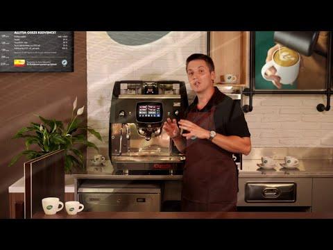 Shell Café – Kávé percek