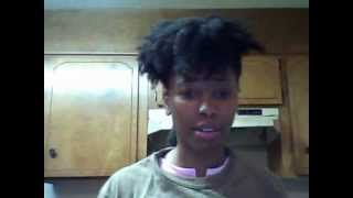 Coconut Creme Relaxer on 4c Hair