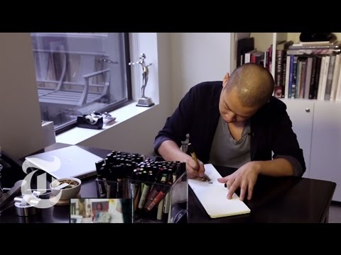 Jason Wu Interview | In the Studio | The New York Times