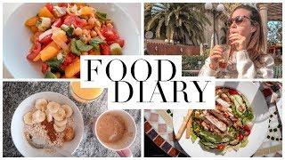 FOOD DIARY. INTUITIV ESSEN IN MALTA. DAS LEBEN GENIEßEN. PIZZA, PASTA & SALAT