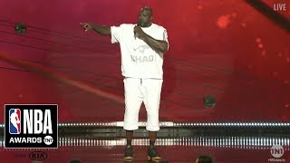 Shaquille O'Neal's Opening Monologue | 2019 NBA Awards