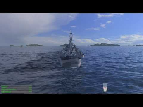 World of Warships - The power of Des Moines