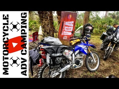 Motorcycle Adventure Camping Gear 2018