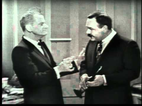 Jonathan Winters with Art Carney