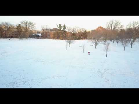 Snowy Day Clip - Engel Imagery