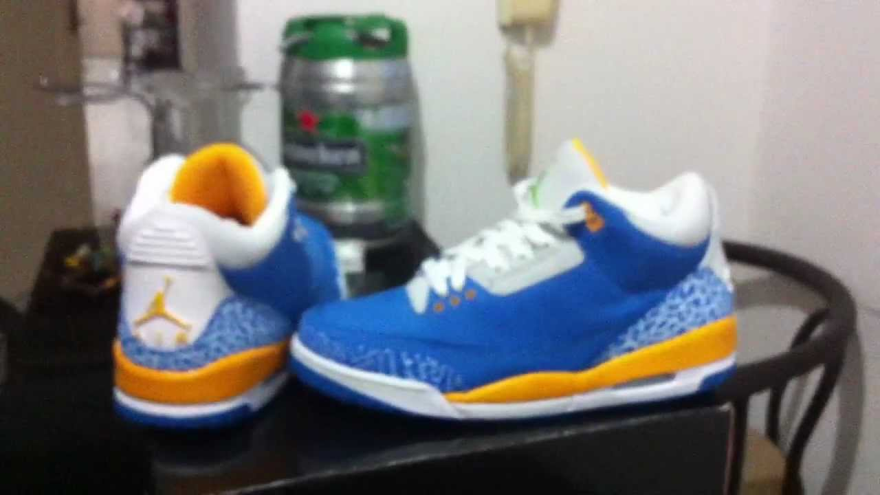 finest selection ad4f2 d37ec Air Jordan 3 LS