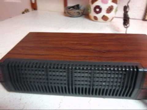 Sears Tabletop Electronic Air Cleaner Model 620 830050