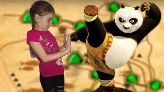 Игра Огонь и Вода Панды |  Прохождение ( 4 часть )