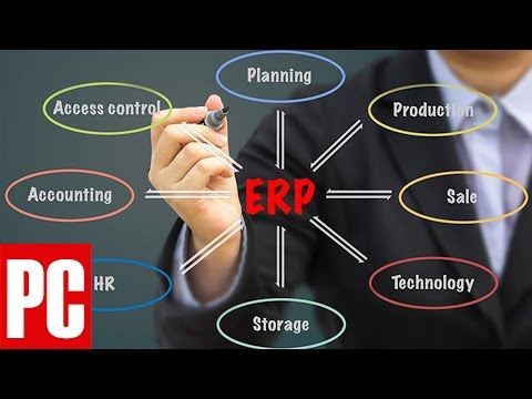 The Best ERP Software for 2016