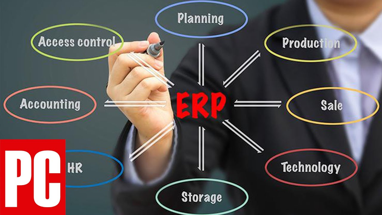 enterprise application software for various information