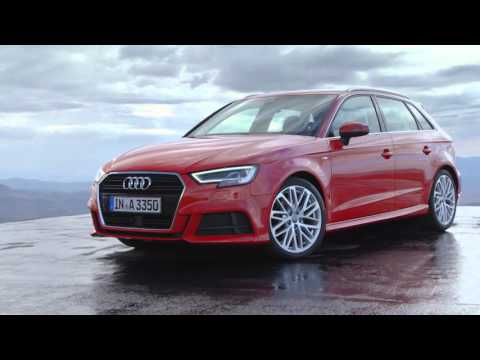 2016 audi a3 sportback facelift footage youtube. Black Bedroom Furniture Sets. Home Design Ideas
