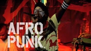 Watch Saul Williams Control Freak video