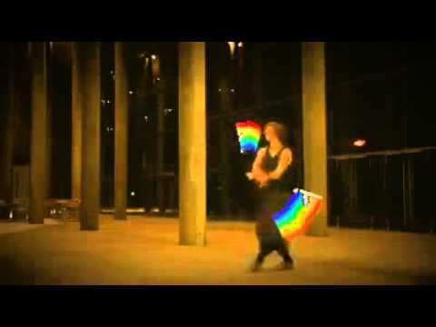 Amazing Visual Poi Dance