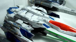Gundam Review: PG 00 Raiser pt08