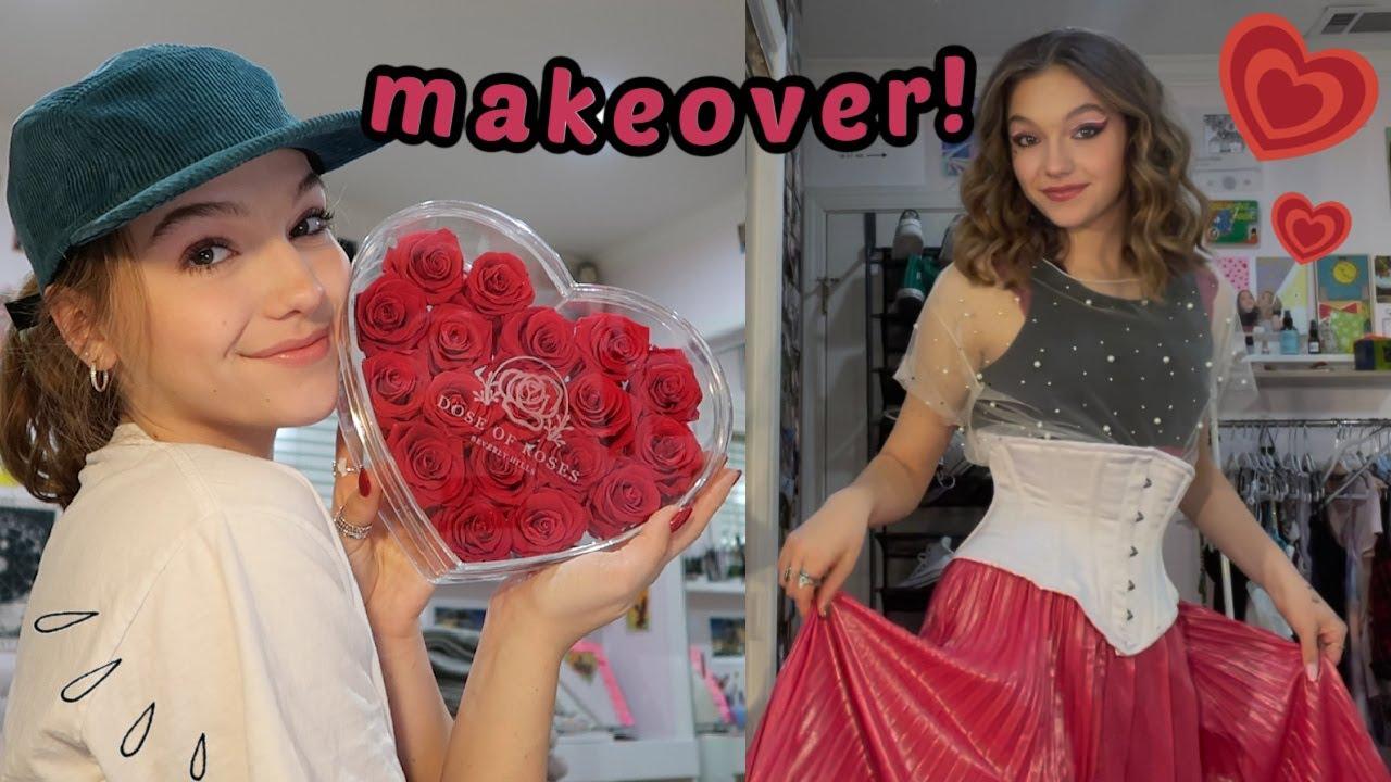Valentine's Day Transformation!   Weekly Vlog   Jayden Bartels