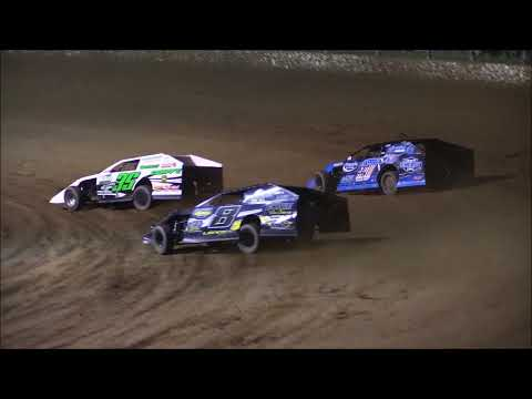 Modified Heat #1 from Portsmouth Raceway Park, August 18th, 2018.
