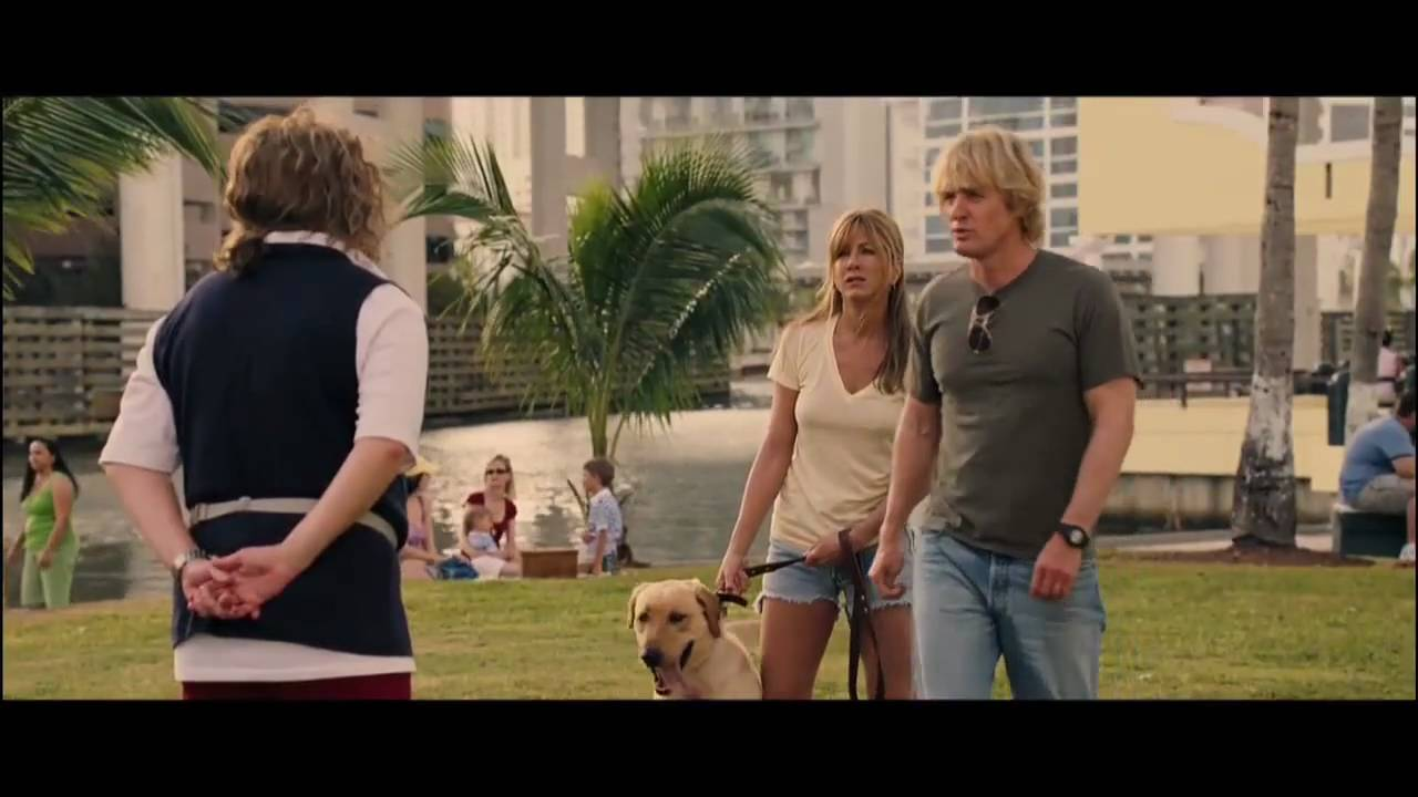 Marley and me preview
