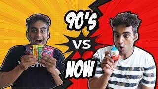 90's vs Now