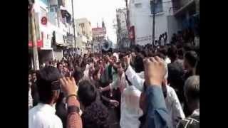Maatame Hussain:Islam Zinda Hota Hai Har Karbala Ke Baad