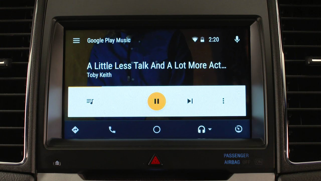 ford 39 s sync 3 with android auto youtube. Black Bedroom Furniture Sets. Home Design Ideas