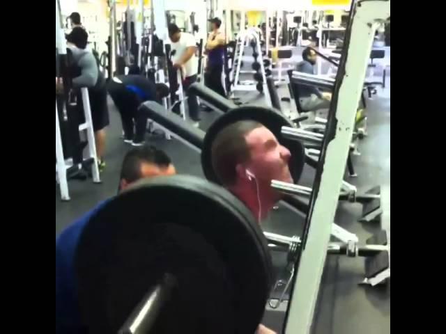 363 lbs Barbell Squat