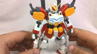 Gundam Review: MG Gundam Heavyarms EW pt01