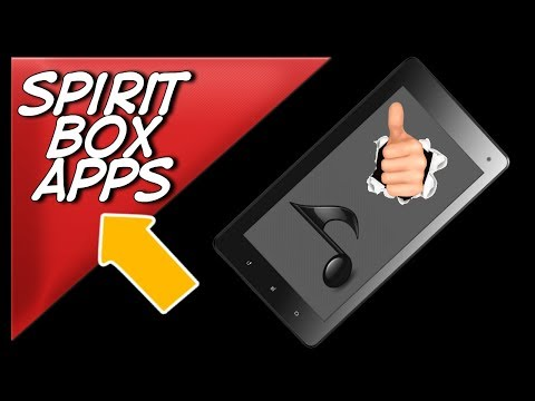 Do Spirit Box Apps Work | 7 Captures From Deep Dark Haunted Caves